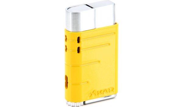 Xikar Linea Jet Lighter Yellow