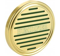 Sponge Humidifier Round/Gold