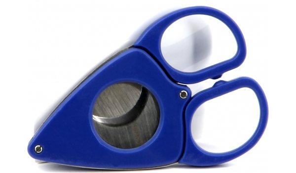 Credo Cigar Scissors Blue