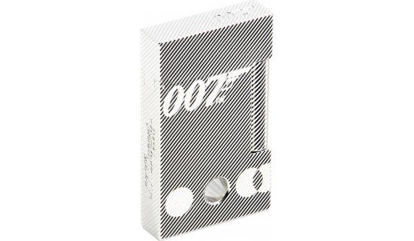S.T. Dupont Ligne 2 Lighter 007 James Bond Palladium