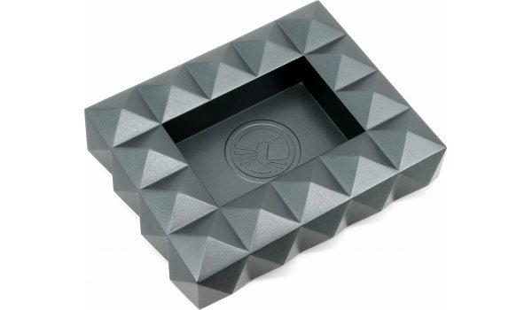 Colibri Quasar Metal Cigar Ashtray Grey