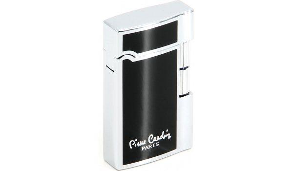 Pierre Cardin Mini Flint Lighter Chrome Black