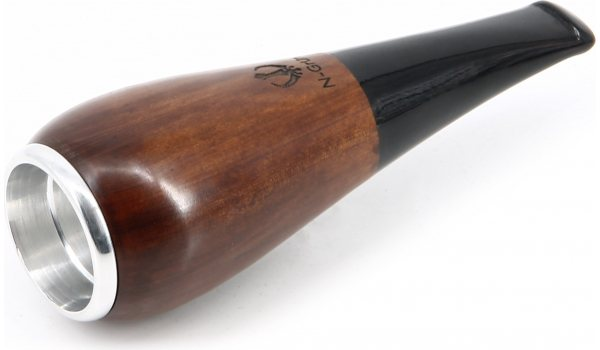 N-Grün Cigar Holder with Leather Case