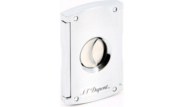 S.T. Dupont Maxijet Cigar Cutter Vibrations Chrome