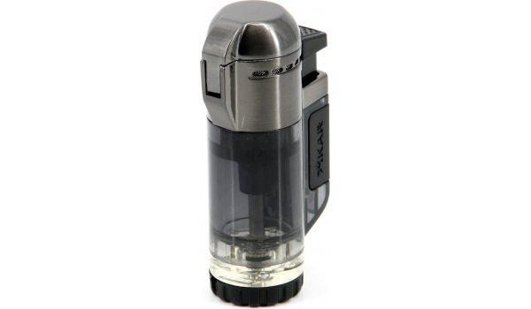 Xikar Torch Lighter Tech Single Jet Flame Black