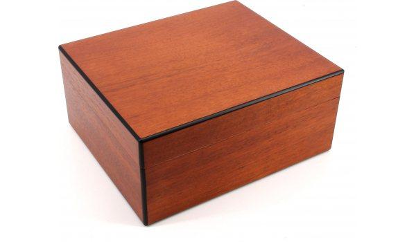 Savoy by Ashton Humidor Pearwood Small Basic Edition