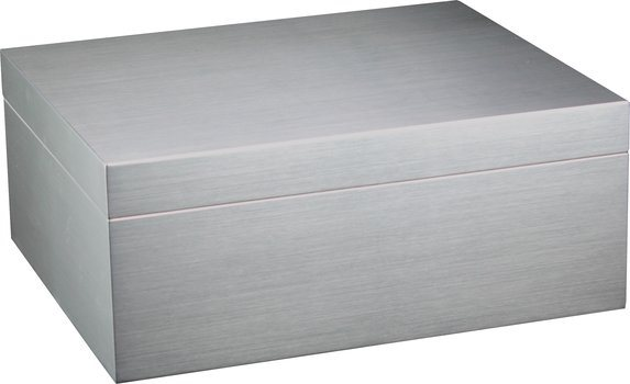 adorini Aluminium Medium Deluxe Humidor