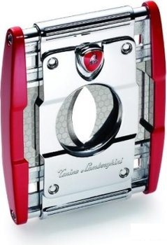 Lamborghini Precisione Double Blade Cutter Red