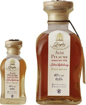 Ziegler Old Plum Brandy John Aylesbury Exclusive 350mL