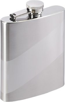 Johnny Stainless Steel Flask Chrome