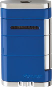 Xikar Allume Single Jet Lighter Reef Blue