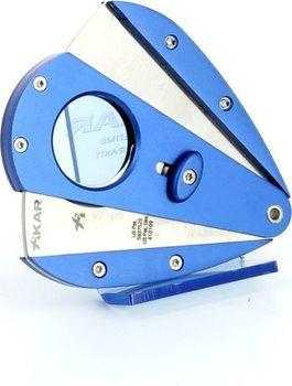 Xikar 1 double blade cutter - Xi1 blue