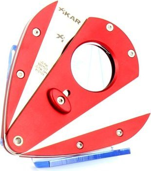Xikar 1 double blade cutter - Xi1 red