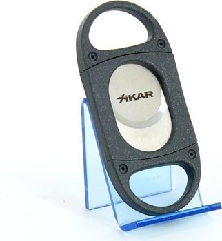 Xikar X8 double-cut silver