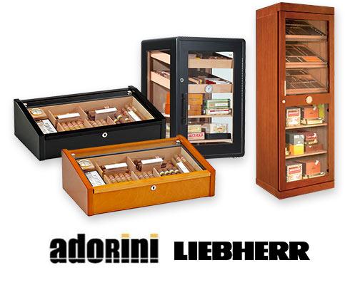 Humidor Cabinets